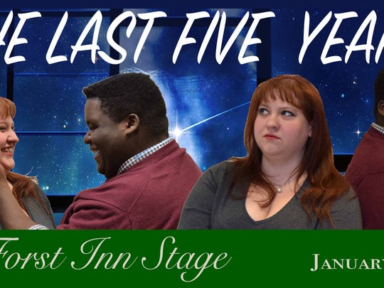The Forst Inn in Tisch Mills will present 'The Last Five Years.'