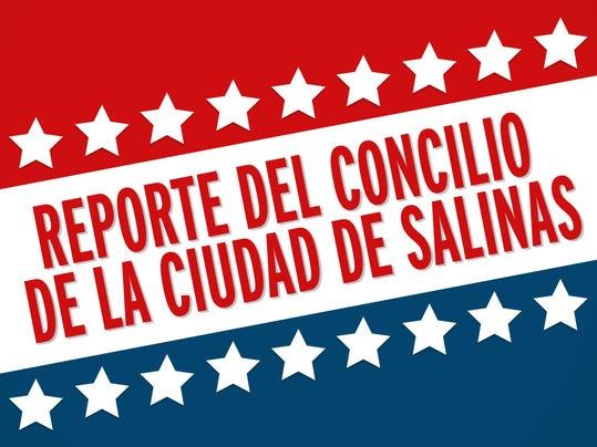 Reporte del Concilio de la Ciudad de Salinas (3)