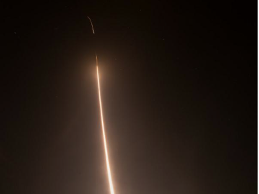 wallops rocket Aug. 28