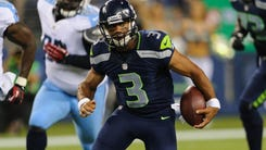 Russell Wilson has led the Seattle Seahawks to two
