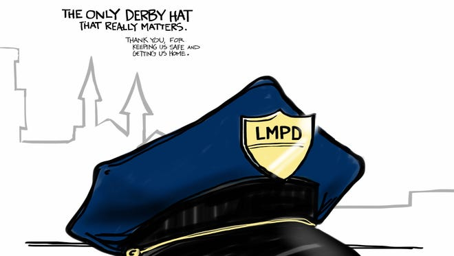 The real Derby Hat