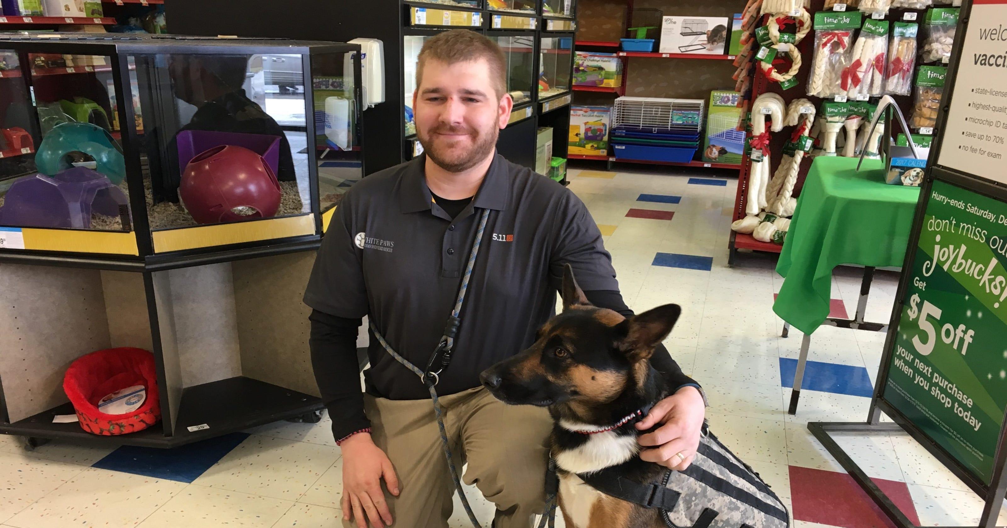 Grant For Veteran Service Dog