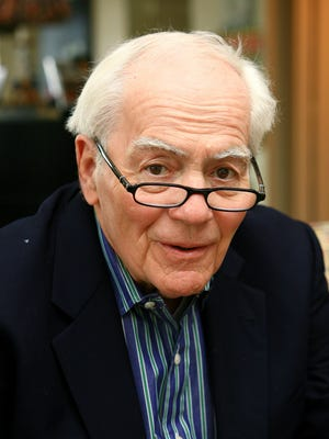 Jimmy Breslin on May 31, 2007.