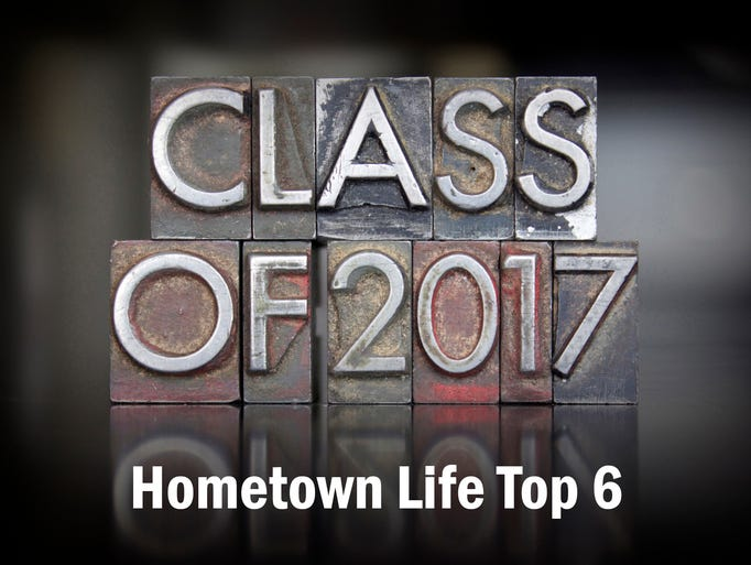 Hometown Life congratulate the following students chosen