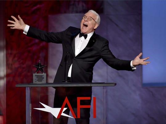 BESTPIX - 2015 AFI Life Achievement Award Gala Tribute Honoring Steve Martin - Show