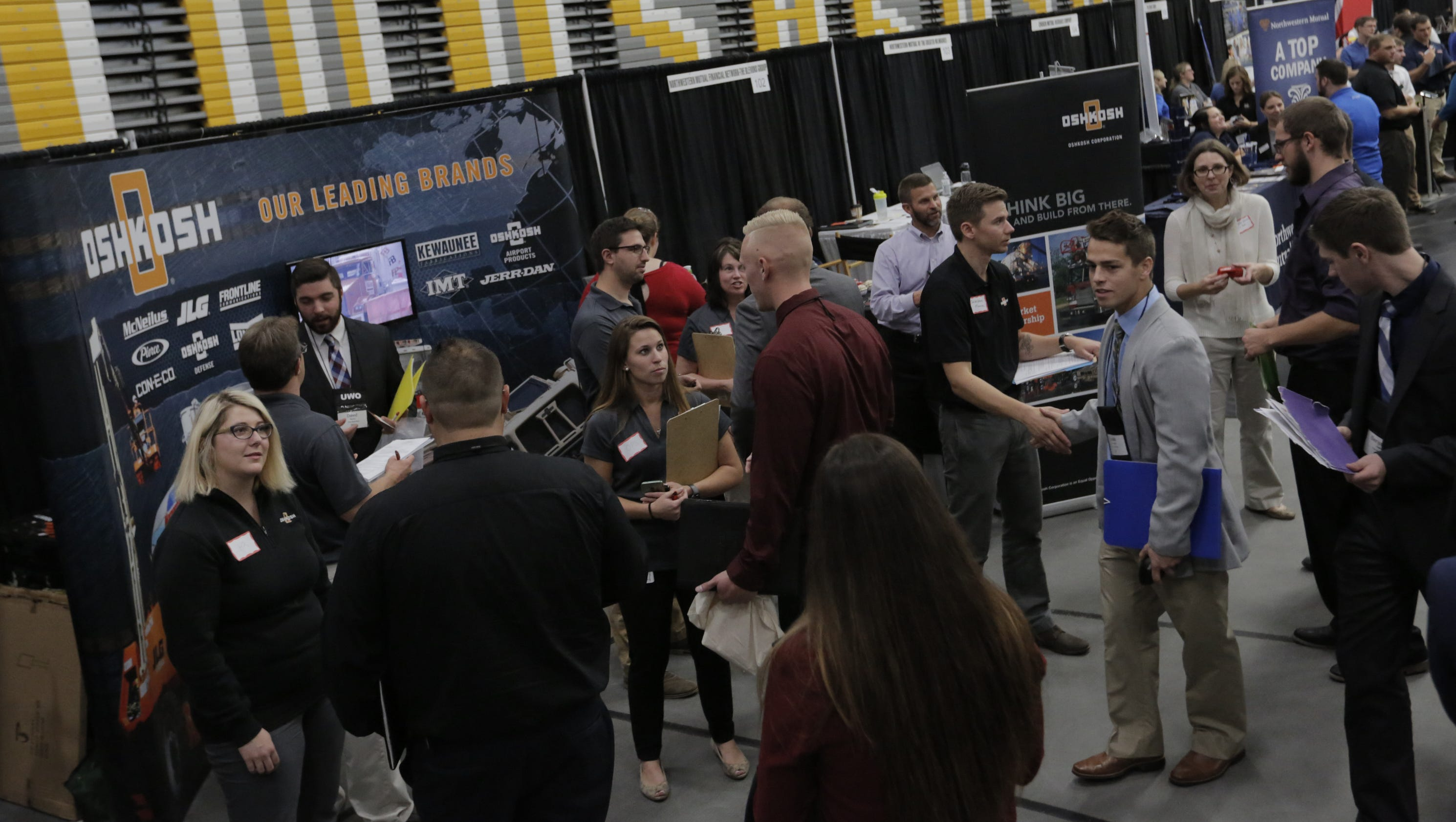 career fair story Career fair success stories i wanted to send you a follow up note from the fall career fair that i attended on wednesday at u of m flint you and your students did a great job.