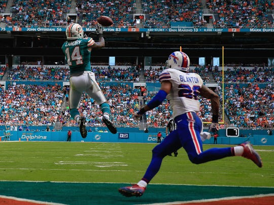 Robert Blanton has not stood out at safety since replacing injured Aaron Williams in the Miami game.