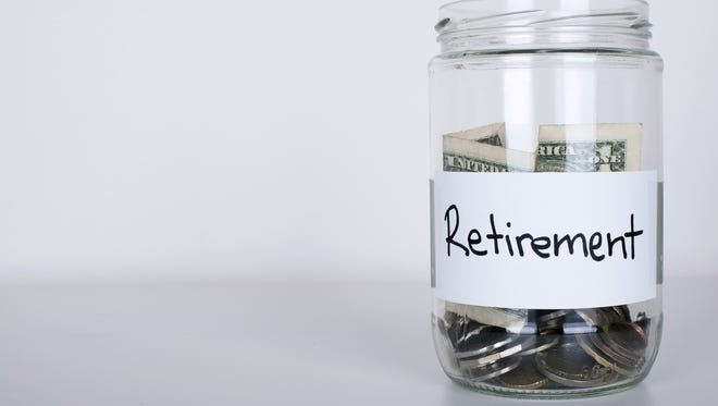 Most experts say you'll need about 80% of your pre-retirement income in order to sustain your lifestyle after you retire.