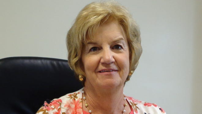 Kathleen Harris is the new CEO of McCready Health in Crisfield.