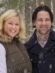 Thomas and Kelley Clayton are pictured in January 2014.