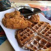 Make the most of your Cozzy Corner chicken and waffles, eat them the right way