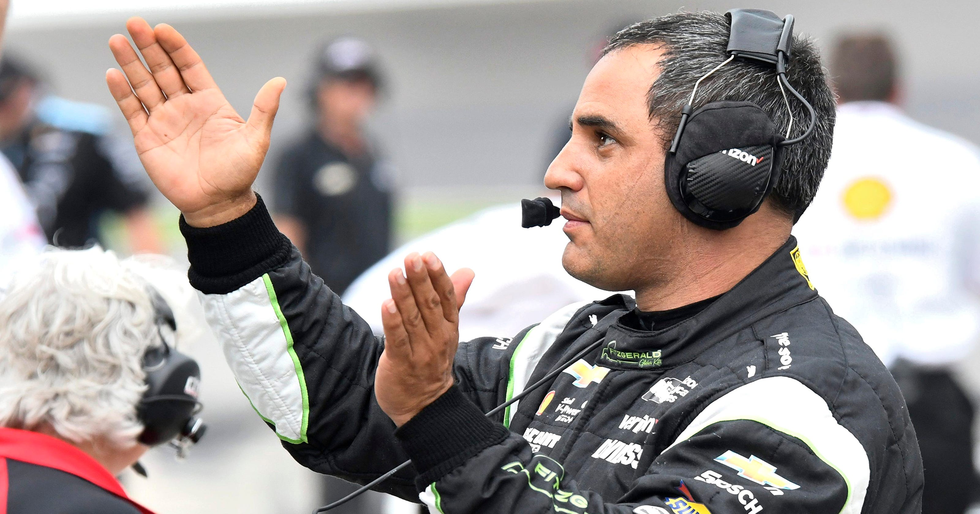 Montoya: ' It doesn't matter where you qualify' for Indy 500
