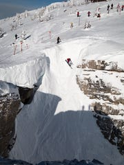 The legendary Corbet's Couloir has been a thrill for freeskier Forrest Jillson since he was nine.