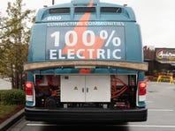 California is first state to mandate zero-emission bus fleet