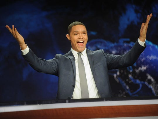 Noah explains why he's 'actually proud of Donald Trump' in Best of Late Night