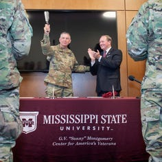 MSU, Mississippi National Guard unveil free tuition program for service members