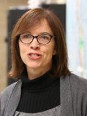Darcie Vandegrift, sociology professor, Drake University