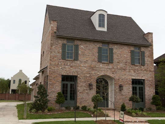 136 Princeton Woods Loop in River Ranch, featured in the spring Parade of Homes  March 29, 2016.