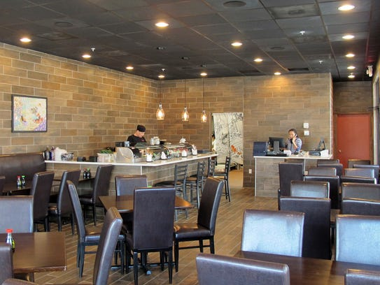 Saki Japanese Kitchen opened in early March in Stock