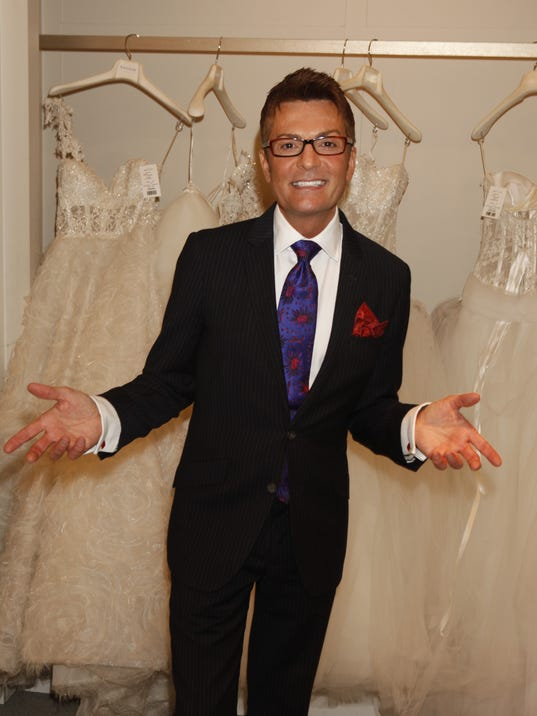Randy Fenoli Of Say Yes To The Dress Visits Women S Show