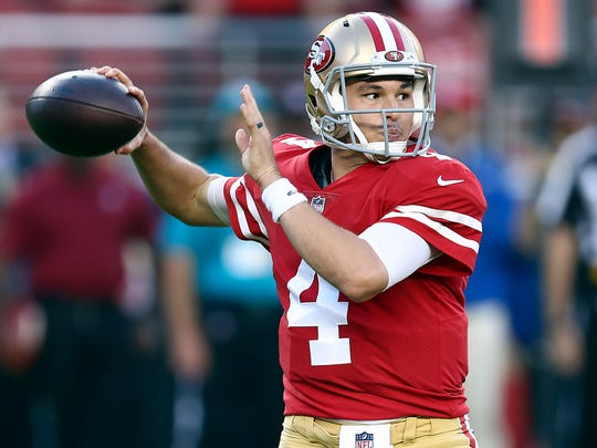 Nick Mullens is a 417 NFL starting quarterback since the beginning of the 2001 season.