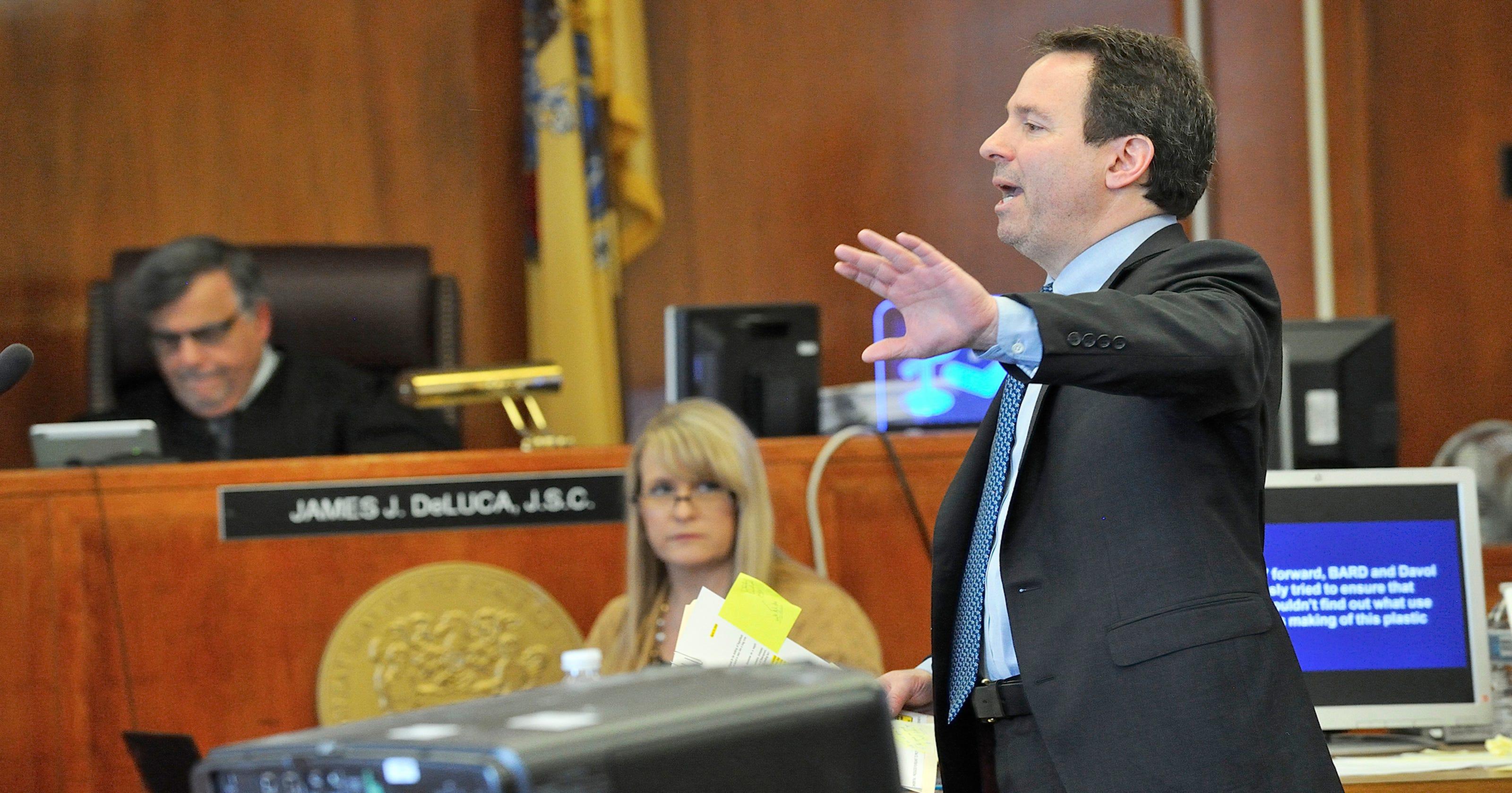 Bergen jury awards $68 million in damages in C.R. Bard mesh case