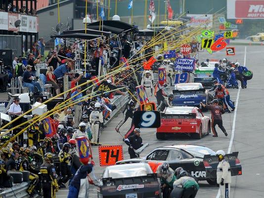 NASCAR general preview