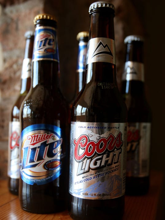 GTY FILE: INBEV MAKES TAKEOVER OFFER TO ANHEUSER BUSCH A MAX USA IL