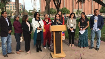 Arizona Native women condemn Trump for 'Pocahontas' remark