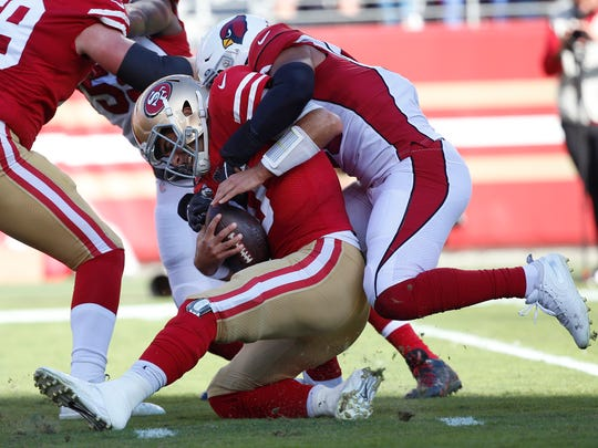 The Cardinals' defense stepped up at the end of the season. USA TODAY Sports