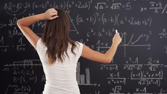 Math complicated?