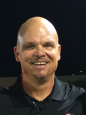 Gary Galante is the new head football coach at Seton Catholic.