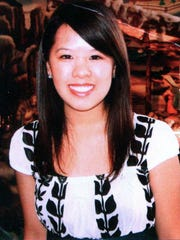 This 2010 photo provided by tcu360.com, the yearbook of Texas Christian University, shows Nina Pham, 26, who became the first person to contract the disease within the United States. Records show that Pham and other health care workers wore protective gear, including gowns, gloves, masks and face shields and sometimes full-body suits when caring for Thomas Eric Duncan.
