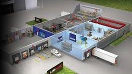 Rite-Hite, based in Milwaukee, makes loading dock equipment.