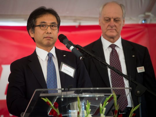 Ken Ito, chairman of DENSO's North American Board of