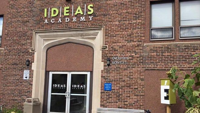 I.D.E.A.S. Academy in Sheboygan.