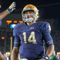 DeShone Kizer uses pro day to show off improvements