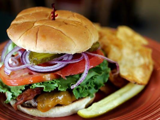 Shady Lane burger
