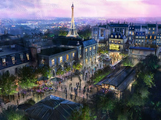 disney plans epcot makeover with character attractions