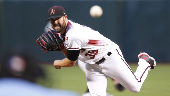 Robbie Ray, out since April 29, is set to pitch against the Marlins Wednesday.