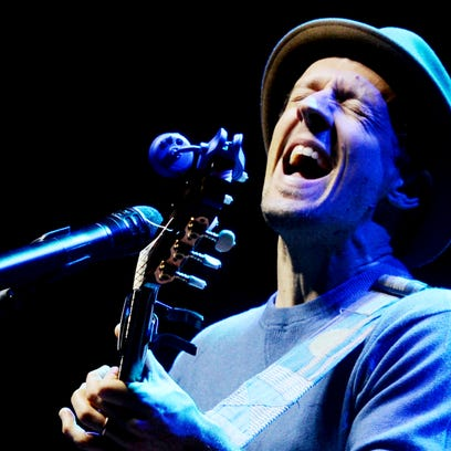 Jason Mraz to perform acoustic show in central Pa.