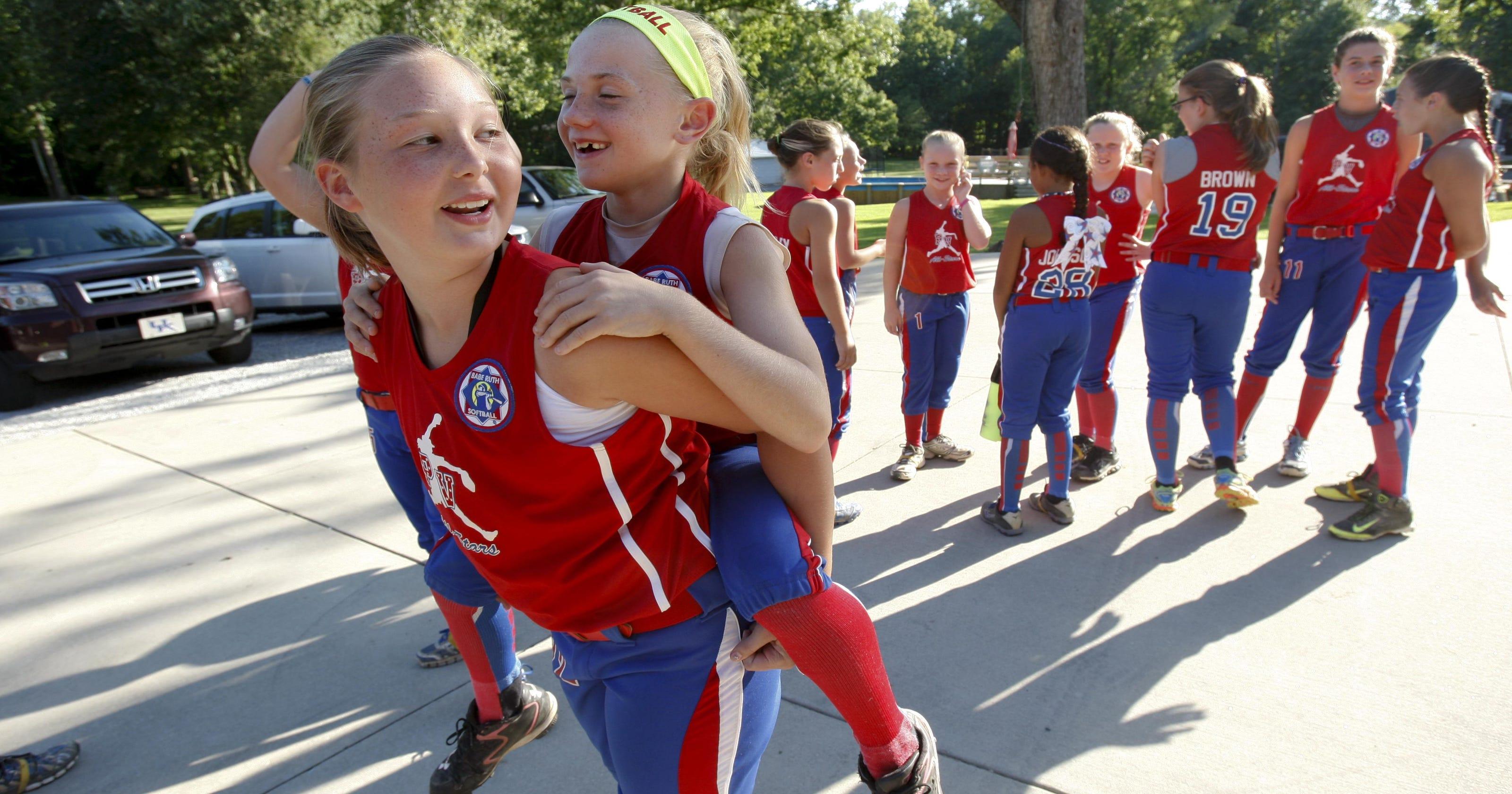 Prairie Village girls softball team aims to win Babe Ruth World Series
