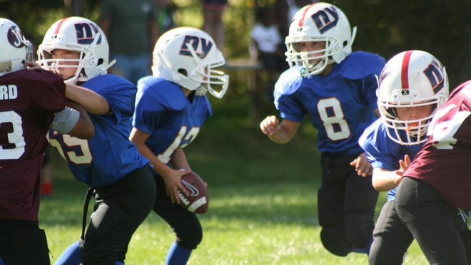 Participation in youth football nationwide dropped 27.7 percent from 2010-15.