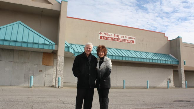 In 2015, The Bridge Community Church Pastor Bo Weaver and his wife, Jann, work to move the church they founded in Wilder in 2006 to a vacant former Thriftway grocery store in Alexandria.