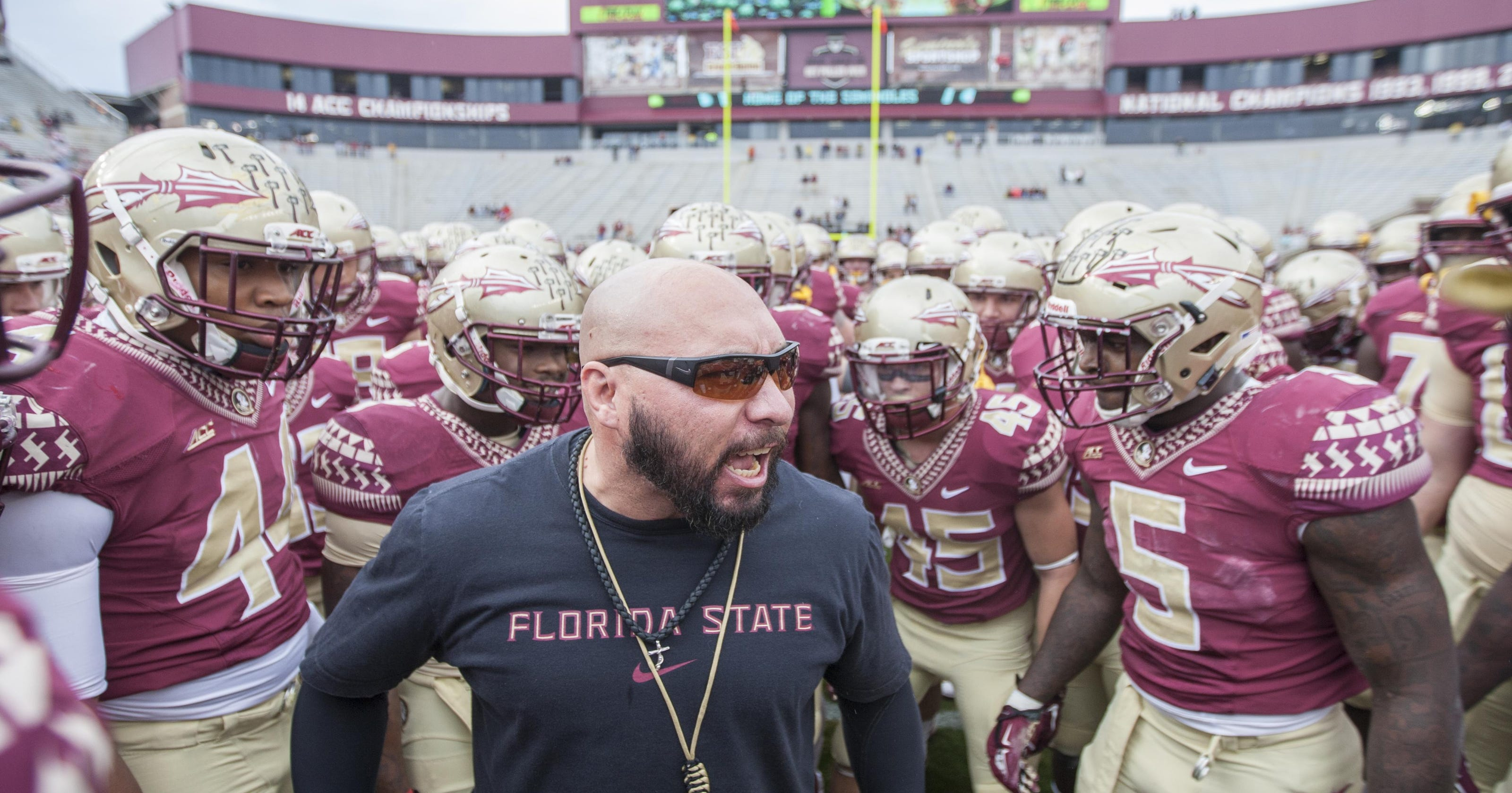 Video: Inside Florida State's strength and conditioning program