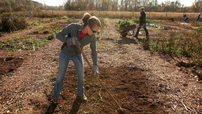 "The Land Conservancy of New Jersey will host ""Make A Difference Day"" community volunteer project 10 a.m. to 1:30 p.m. Saturday at The Community Garden in Mount Olive."