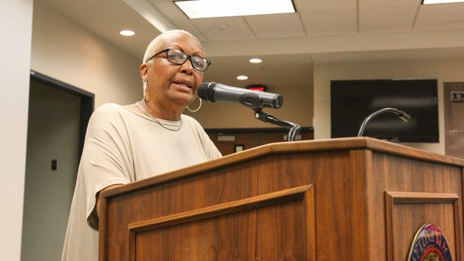 Norma Bland was a frequent attendee of local meetings, where she would speak up often to fight for causes she believed in.