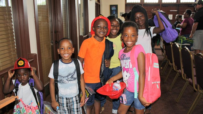 Lake Park's annual Back 2 School Extravaganza provides students in kindergarten through 12th grade with free backpacks filled with essential school supplies. This year's event, scheduled for Saturday, will be a drive-up event because of the coronavirus pandemic.