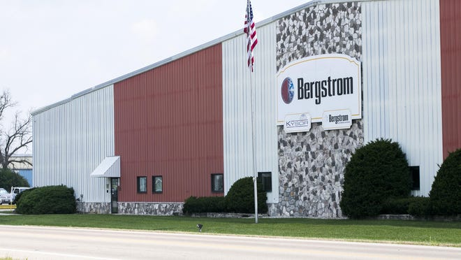 Bergstrom Inc. was approved for a loan of more than $5 million through the federal Paycheck Protection Program. The loan was to support 200 jobs.