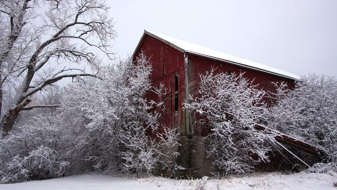 Kim Diloreto of Neenah will have her photograph of an abandoned barn featured in AnchorBank's 2015 calendar.